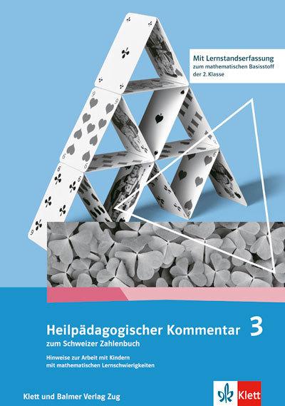 Schweizer Zahlenbuch 3 Heilpädagogischer Kommentar 978 3 264 83737 7 klett und balmer