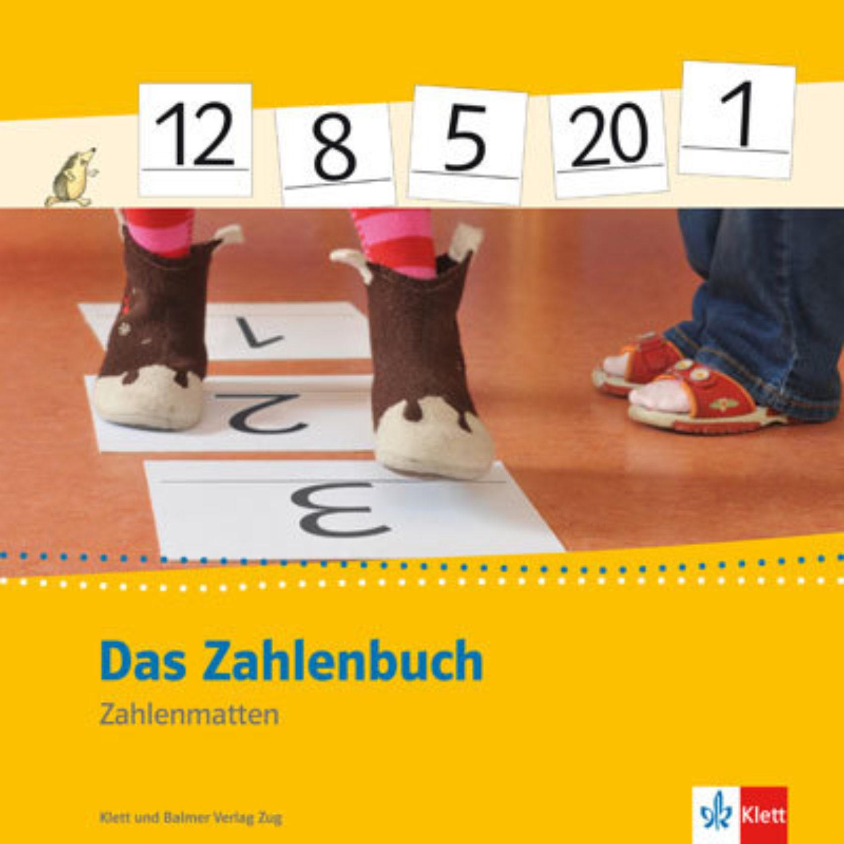 Zahlenbuch zur Frühförderung Zahlenmatten 978 3 264 83707 0