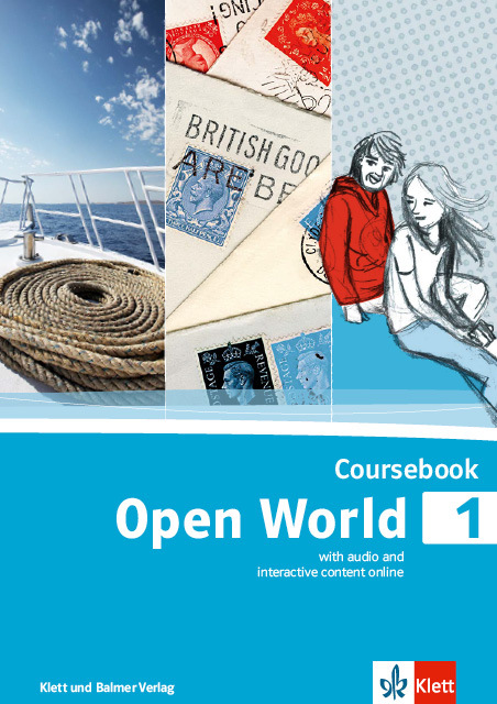 Coursebook open world 1 978 3 264 84250 0 klett und balmer