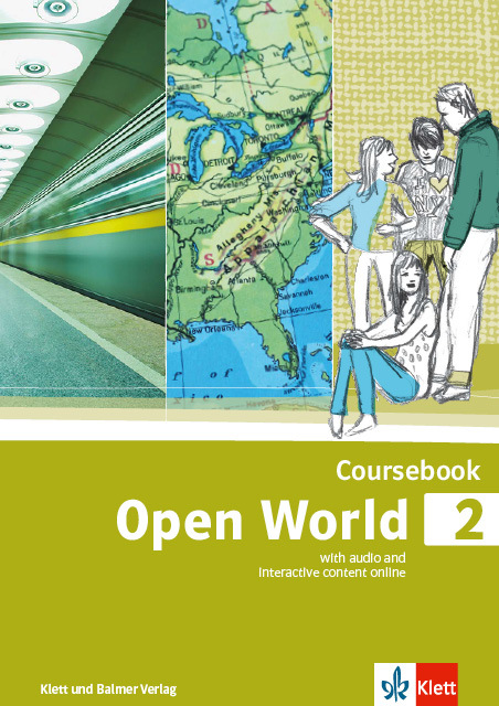 Coursebook open world 2 978 3 264 84256 2 klett und balmer