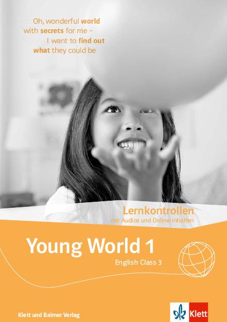 Lernkontrollen young world 1 978 3 264 84305 7 klett und balmer