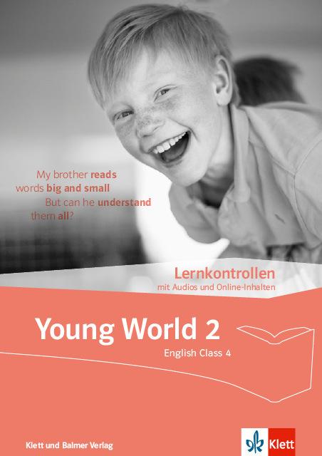 Lernkontrollen young world 2 978 3 264 84315 6 klett und balmer