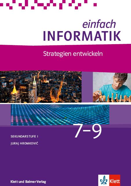 Schulbuch einfach informatik 7 9 strategien 978 3 264 84469 6 klett und balmer