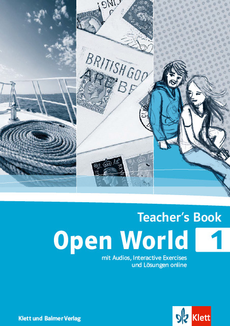 Teachers book open world 1 978 3 264 84255 5 klett und balmer