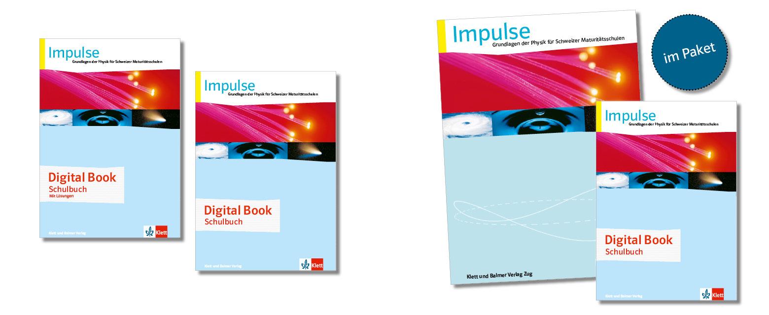 Teaser digital book paket impulse klett und balmer